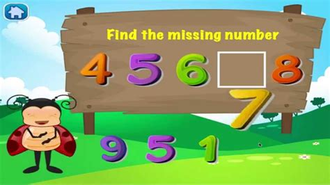 Whos Number 73 by Bugs Math Preschool Learning Numbers And Math Free