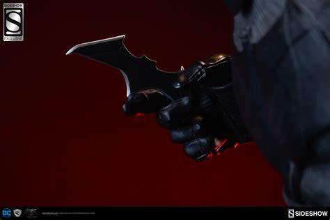 Sideshow Exclusive Bvs Premium Format Figure new production photos batman premium format figure bvs