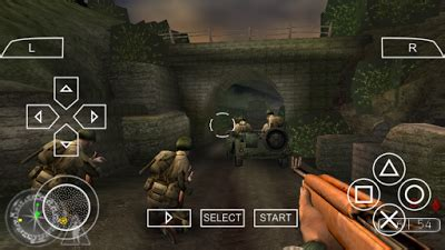 call of duty roads to victory ppsspp android _v[usa].iso