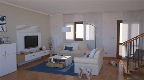 Sala Cucina 25 Mq by Progetto 25 Mq Architettura A Domicilio 174