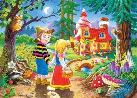 Hansel N Gretel Floor Puzzle hansel and gretel 60 puzzle by castorland