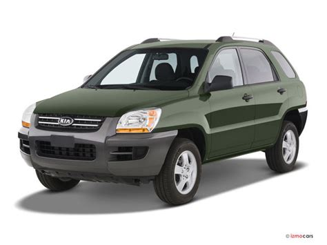 Kia Sportage 2008 2008 kia sportage prices reviews and pictures u s news