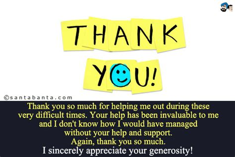your help is much appreciated quotes