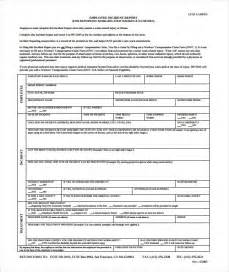 free report form template sle employee incident report template 10 free