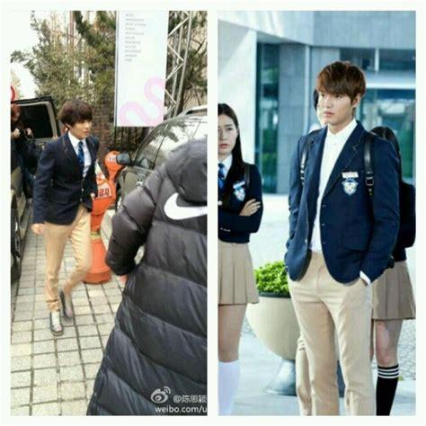Seragam Jeguk High School Taemin Images Taemin Spotted Wearing Jeguk High School