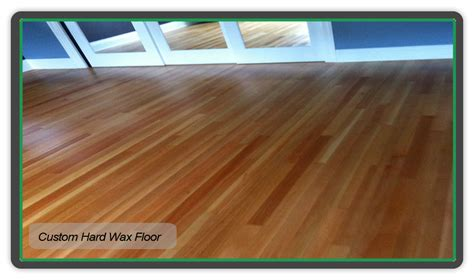 Hardwax Custom floor refinishing dunbar hardwoods