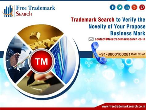 Find By Name In India How To Register A Trademark Name In India Free Trademark Search