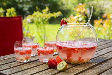 fruit punch summertime fruit punch lemonade recipe with ciroc vodka