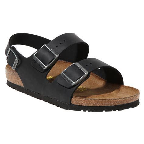 are birkenstocks comfortable birkenstock milano backstrap sandals men womens