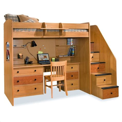 bunk beds with storage and desk lowest price online on all berg furniture utica lofts twin