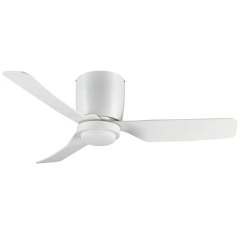 low profile ceiling fan with led light hugger low profile ceiling fan with led light 44 white