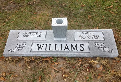 Flat Grave Markers With Vase by Granite For Monuments And Architectural Products Flat