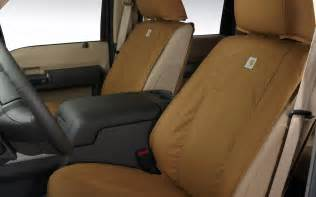 Ford Truck Seat Covers Carhart Seat Covers Ford 164708 Photo 1 Trucktrend