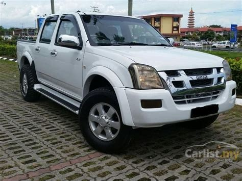 isuzu dmax 2007 isuzu d max 2007 2 5 in sabah manual truck white