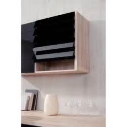 meuble haut de cuisine avec rideau 224 lamelles accessoires