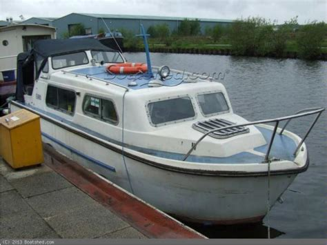 Norman 23 Cabin Cruiser by Norman 23 Cabin Cruiser In Sa 244 Ne Et Loire Power Boats