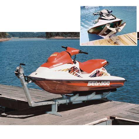 sea doo boat lift for sale archive diy boat winch khan