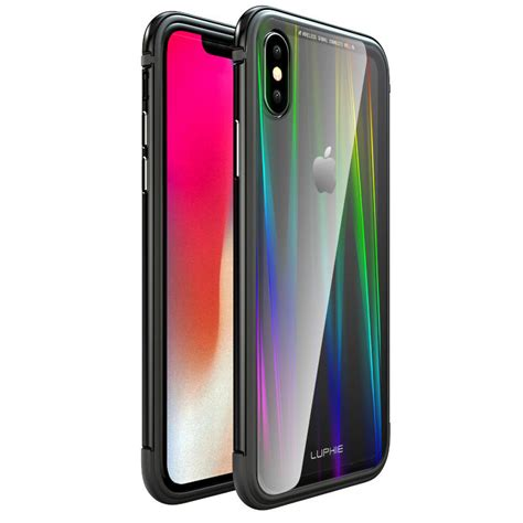 luphie protective case  iphone xrxsxs max gradient