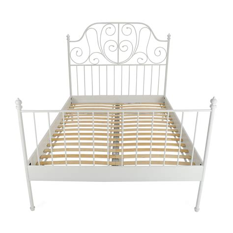 ikea full size bed ikea leirvik bed frame frame design reviews
