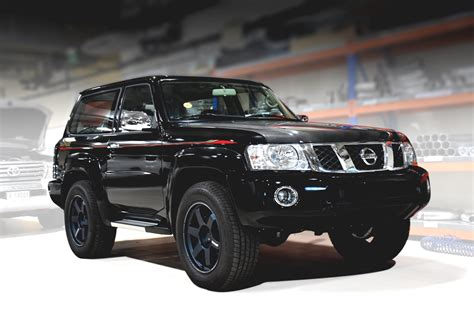 nissan patrol y61 official website nas racing team uae 日産サファリ 世界の