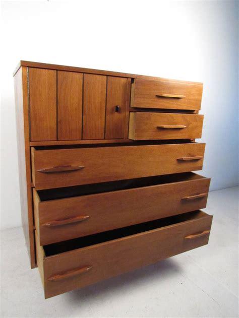 mid century modern highboy dresser at 1stdibs