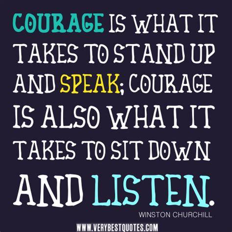 speak up quotes courage to speak up quotes quotesgram