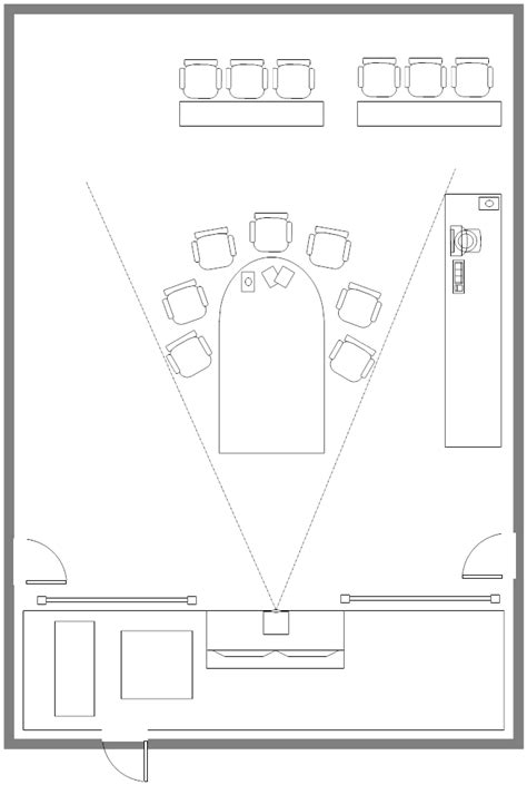 meeting room layout software free conference planning software make free plans from templates