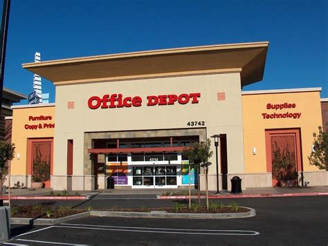 Office Store Office Depot Announces Plans To 400 Stores And