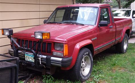 1988 jeep comanche white 1988 jeep comanche eliminator 4 0l 5spd for sale in coon