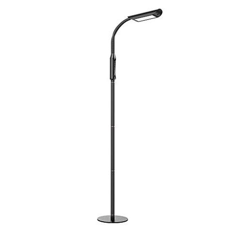 VAVA LED Floor Lamp, Flexible Gooseneck, Dimmable Lighting
