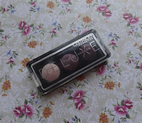 Catrice Deluxe Trio Eyeshadow 1 история о том как один закончившийся карандаш заставил купить меня палетку catrice deluxe trio