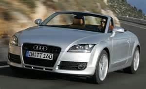 2008 Audi Tt Roadster Car And Driver