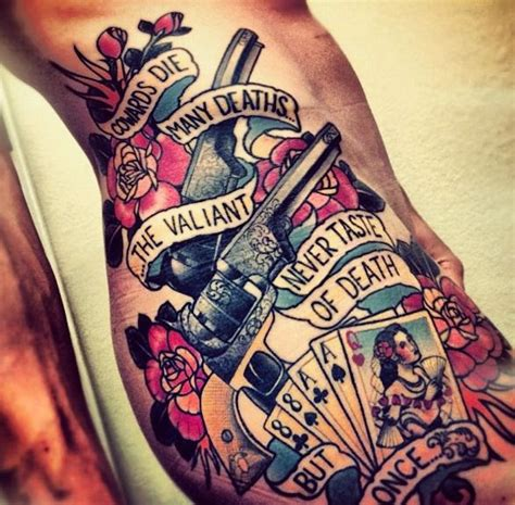 badass shakespeare tattoo theoretical tattoos