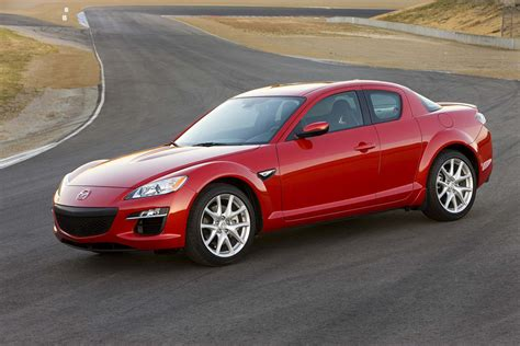 mazda small car models mazda rx 8 coupe models price specs reviews cars com