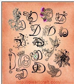 lettere per tatoo poster maiuscola l per tatoo t schriftstile
