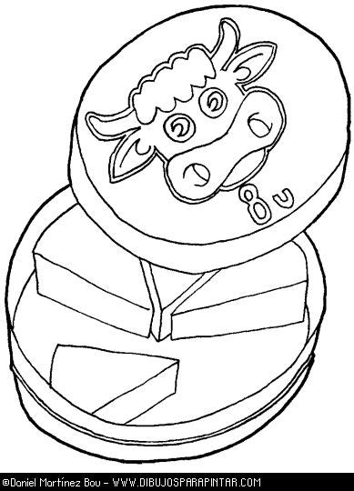 1000 images about dairy products coloring pages on