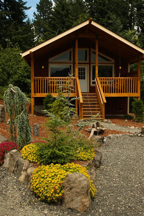 Carson Cabins by Carson Ridge Luxury Cabins In Columbia River Gorge Hotel