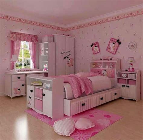 desain rumah tebaru  desain kamar tidur anak perempuan