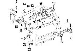 Honda Crv Brake System Diagram 2003 Honda Cr V Parts Honda Parts Oem Honda Parts