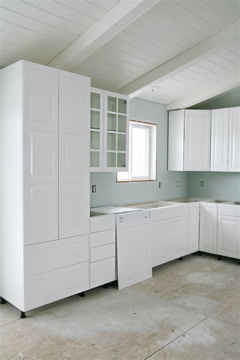 how to install ikea kitchen cabinets iheart organizing iheart kitchen reno ikea cabinet