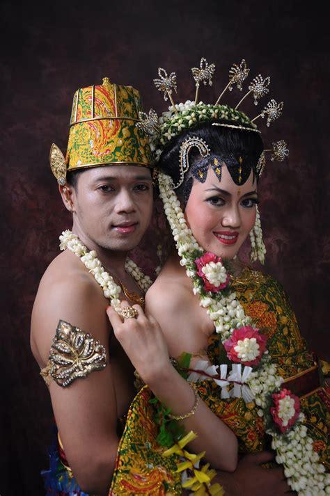 wedding clip adat jawa foto pengantin muslim hairstylegalleries