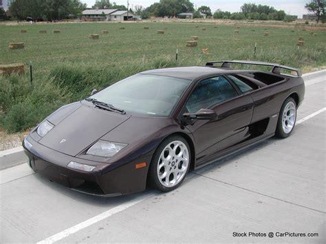 2001 Lamborghini Diablo 2001 Lamborghini Diablo Photos Informations Articles