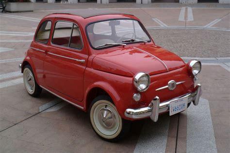 1959 fiat 500 n u s a version great