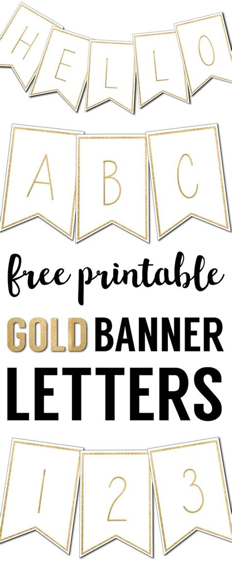 Wedding Banner Letters by Best 25 Printable Banner Letters Ideas On