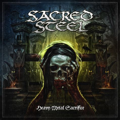 Heavy Metal sacred steel continues their legacy with heavy metal