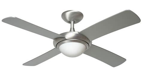 Remote Ceiling Fan With Light Fantasia 44 Brushed Aluminium Ceiling Fan Remote Light 115311
