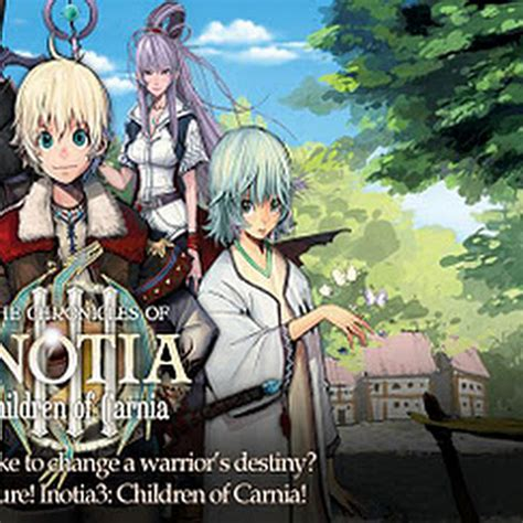 inotia 5 apk mod inotia 3 children of carnia v1 3 0 apk just about android on pc