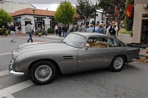 64 Aston Martin Db5 by 1964 Aston Martin Db5 Conceptcarz
