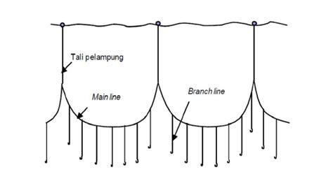 Alat Pancing Ikan Tuna alat tangkap longline toga ikan