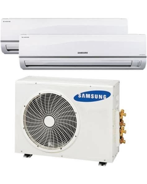 don t miss this bargain samsung 700562 multi zone 24 000 btu mini split air conditioner system